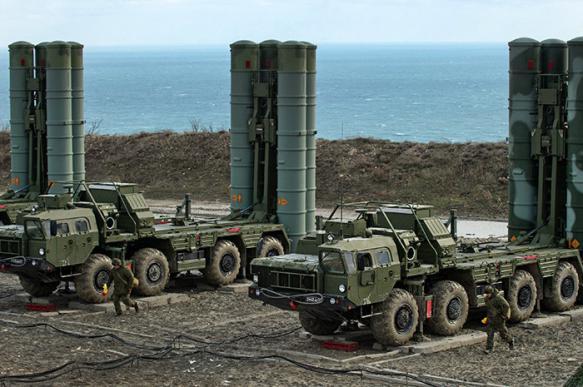 Турция развернет российские зенитные ракетные системы С-400 в октябре