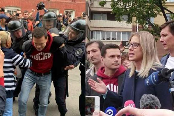 Федоров: несанкционированные митинги надо разгонять по-западному жестко