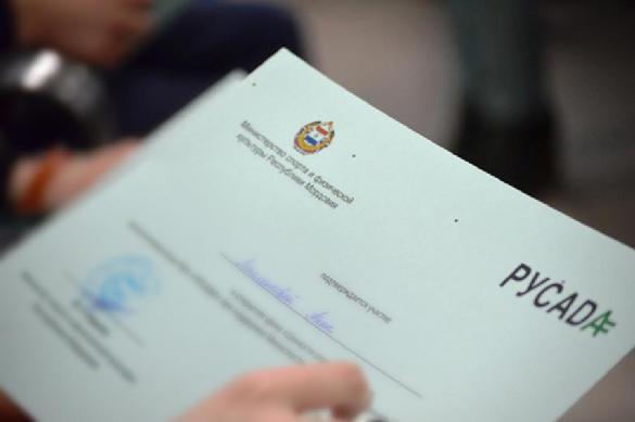 Девять российских спортсменов подали в суд на главу РУСАДА