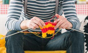 Почему до XVII века вязание считалось мужским делом