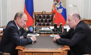 Потанин получил замечание от Путина из-за аварии в Норильске