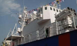 """Пограничный корабль """"Чебоксары"""" станет Музеем морской славы"""