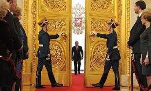 Инаугурация президента: Кремль, пробки и отставка правительства