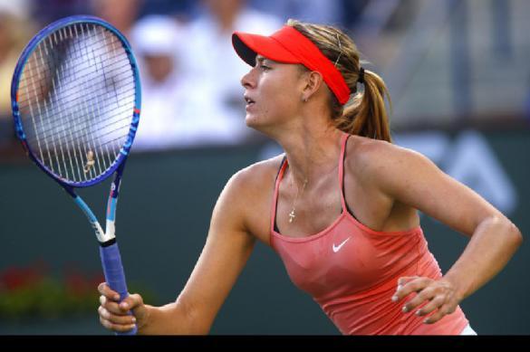 Шарапова не смогла выйти во второй круг Australian Open