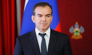 """""""Дикари"""": Кондратьев назвал вероятную причину пожаров на Кубани"""