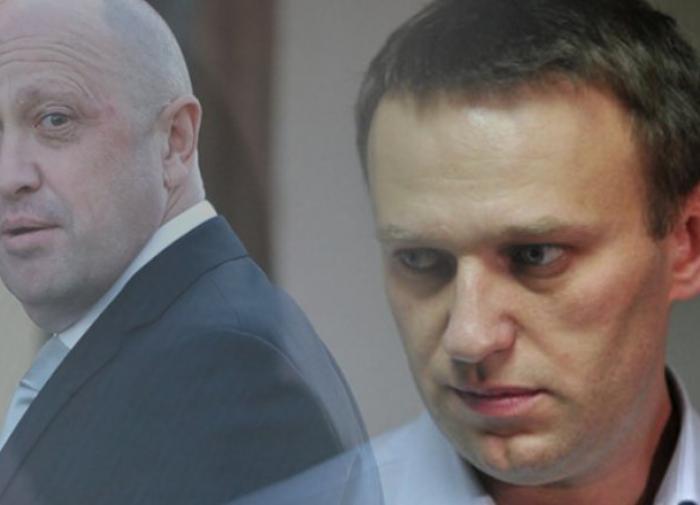 Пригожин рассказал, кто прокачал Навального