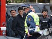 Водитель-таджик бросил людей подо льдом