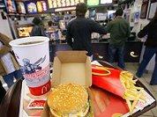 Как человечество подсело на гамбургеры