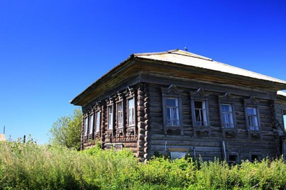 Сибирское село с 50 жителями сделают туристическим центром