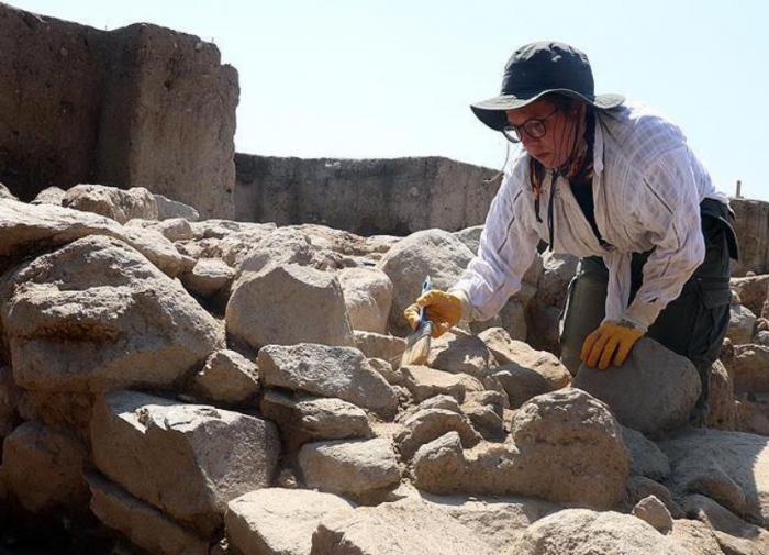 Археологи  обнаружили в Турции следы древнего царства