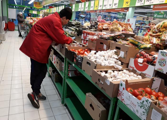 А получилось, как всегда: заморозка цен привела к росту инфляции