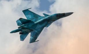 ВКС России перебросили в Сирию истребители-бомбардировщики