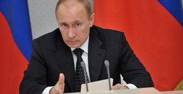 Путин: Семья с тремя детьми должна стать нормой