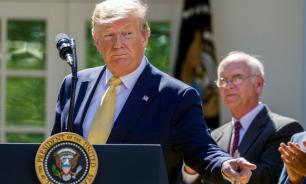 Трамп о сбитом беспилотнике США: Иран совершил очень большую ошибку