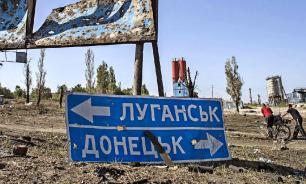 Киев остановил подачу воды в ЛНР