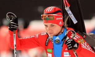 Российские биатлонистки допустили 12 промахов в индивидуальной гонке ЧМ