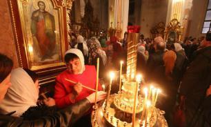 РПЦ продолжит службы, несмотря на призыв патриарха Кирилла