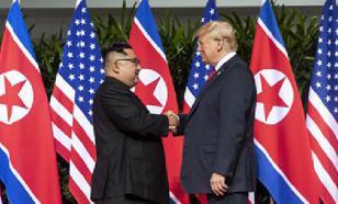"""Трамп выдвинут на """"Нобелевку"""" за укрощение Кима"""