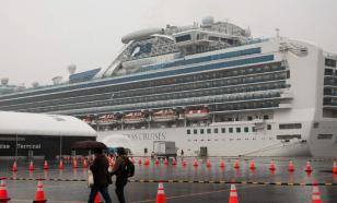 Россиянин заболел коронавирусом на круизном лайнере