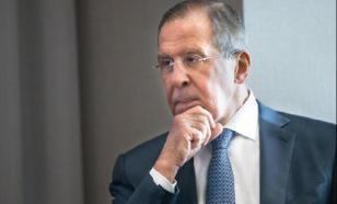 Лавров: США велит Украине срывать развод сил в Донбассе