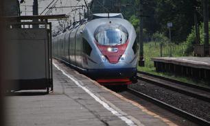 Сбой ж/д сообщения между Москвой и Петербургом вызван кражей кабеля