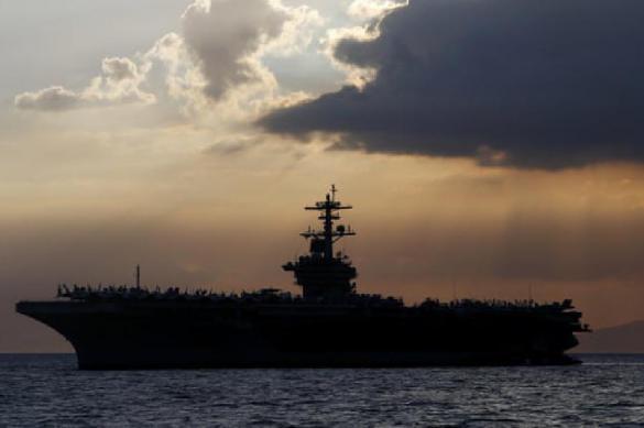 Пять тысяч военных моряков США рискуют стать жертвами коронавируса