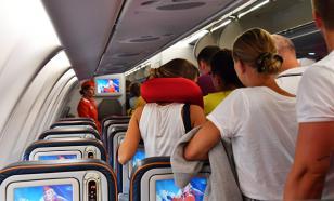 Российские авиапассажиры будут сидеть на дистанции друг от друга