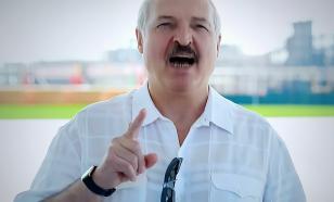 """""""Не надо прятаться за спинами девушек"""": обращение Лукашенко к белорусам"""