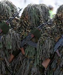 Армии мира: странности в военной форме
