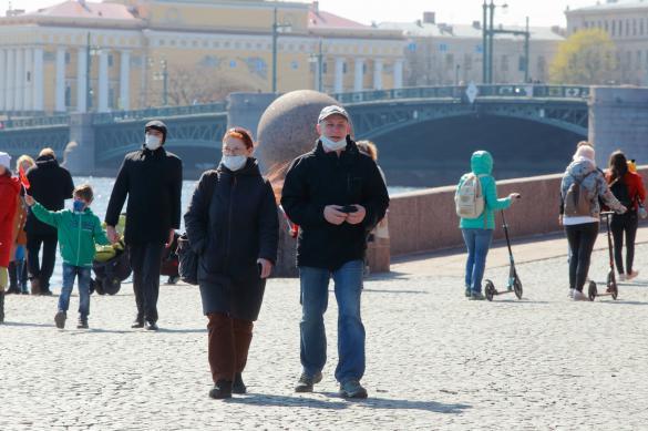 В Петербурге не планируют вводить пропускной режим