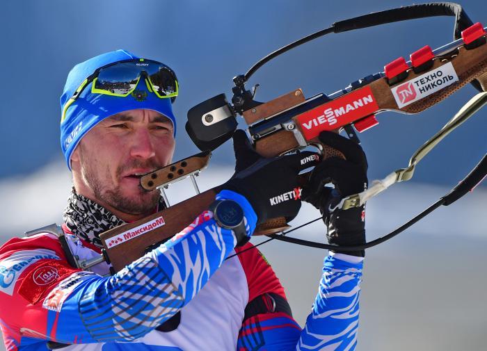 Логинов продолжает тренироваться отдельно от сборной России