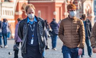 Минздрав опроверг введение в России тотального масочного режима