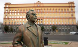 ФСБ и РПЦ рассорил памятник Феликсу Дзержинскому