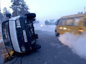 Петр Шкуматов: Резиновые ПДД, или Кто платит за аварии?