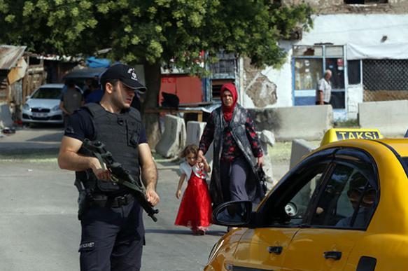 Посольство России в Турции усиливает меры безопасности