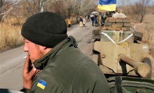 """Украина заявила о пленении """"российских военных"""""""