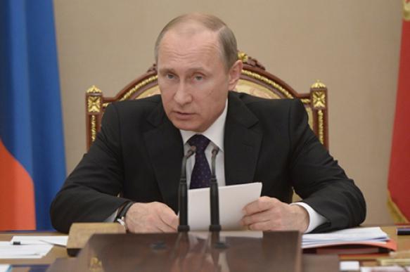 Владимир Путин освободил от должностей нескольких генералов