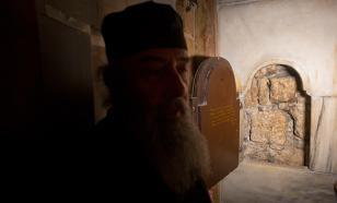 National Geographic рассказал про обрушение гробницы Христа