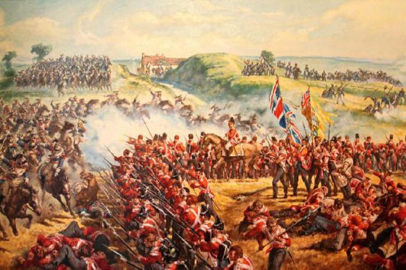 Битва при Ватерлоо: история великого сражения