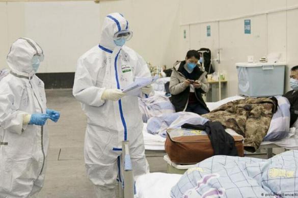 Китайские врачи нашли эффективный способ лечения коронавируса