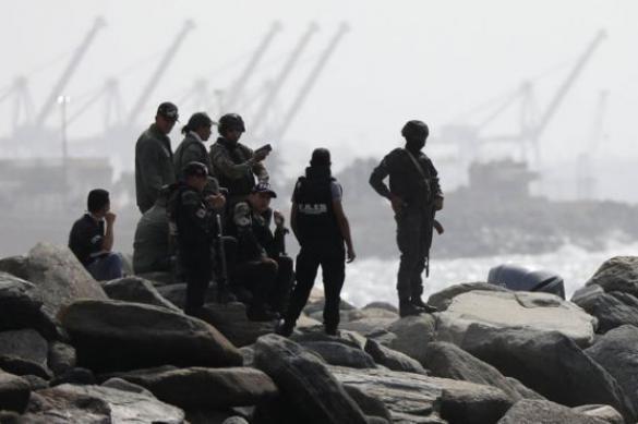 МИД РФ обвиняет США в установлении морской блокады Венесуэлы