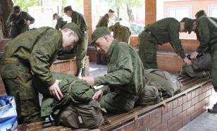 Количество уклоняющихся от службы в армии резко увеличилось