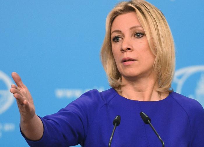 """Главное - без пике: Захарова оценила """"манёвр"""" чешской дипломатии"""