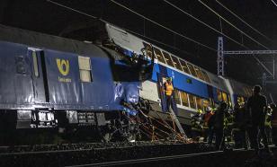 Человеческий фактор объявил войну поездам