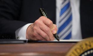 Белыйм дом - о причинах увольнения Тиллерсона