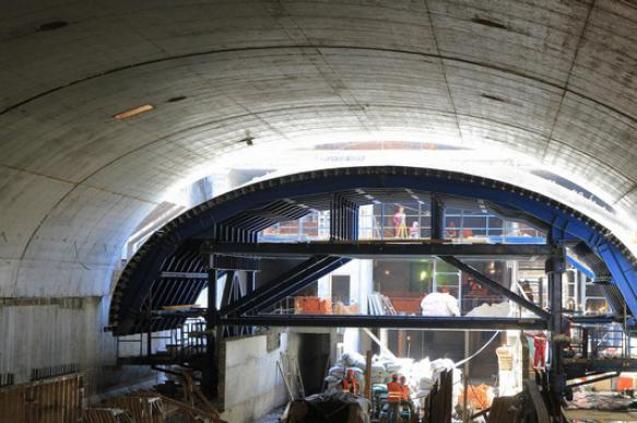 Половину новостроек Новой Москвы обеспечат метро