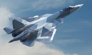 """НАТО обозначил Су-57 кодовым словом """"Уголовник"""""""