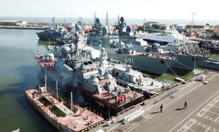 Корабли Каспийской флотилии готовятся к масштабным учениям