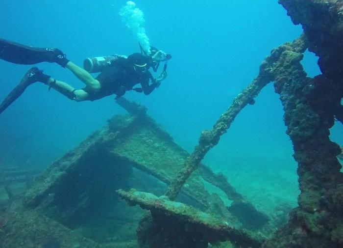 """На дне Балтийского моря археологи обнаружили """"космический корабль"""""""
