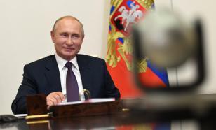 Путин примет участие в Петербургском международном форуме